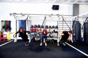 TRX Suspension Training, Gym Rax