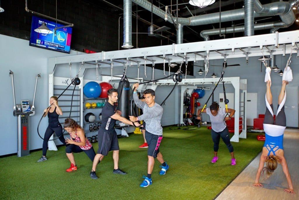Gym Rax Aktiv Solutions EPX
