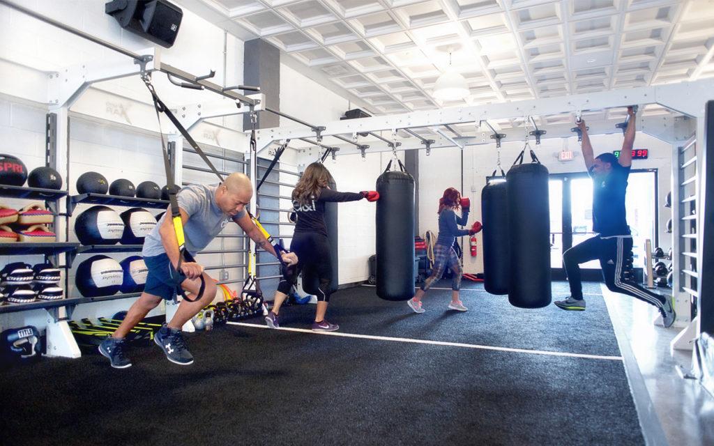 Aktiv Social fitness, D&I Fitness